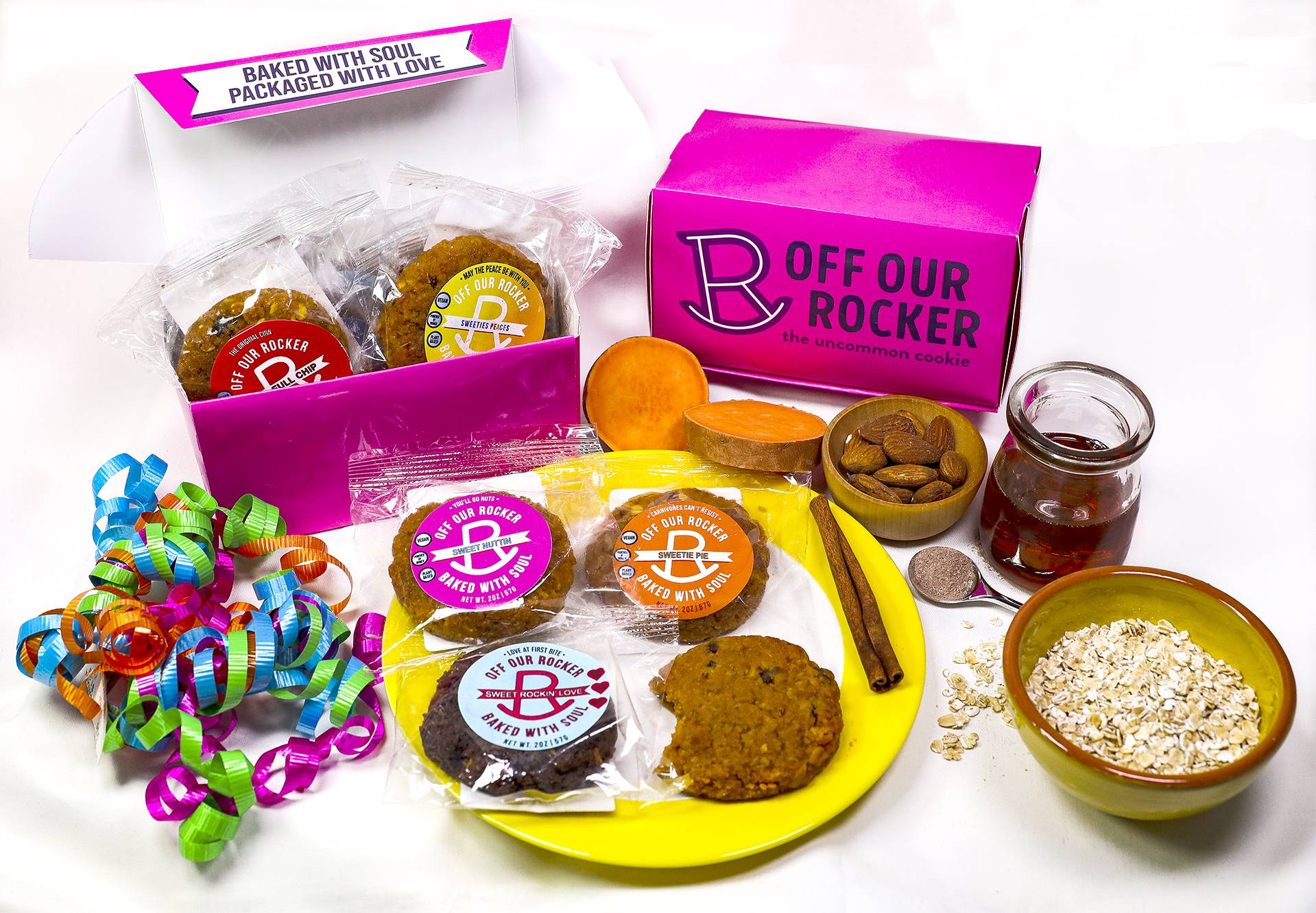 Off Our Rocker Cookies